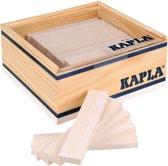 KAPLA Kleur - 40 Plankjes - Wit