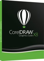 CorelDRAW Graphics Suite X8 - Upgrade - Nederlands / Frans