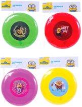 4x Minion Frisbee - 20cm