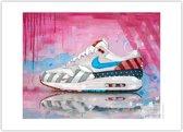 Nike Air max 1 print (50x70cm)
