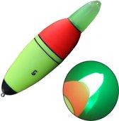 Dobber Met Lampje - Perfect Voor Vissen In Het Donker - Lichtgevende Dobber - Set van 5 Stuks