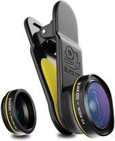 Black Eye Combo Pack G4 Smartphone Lenzen - Zwart