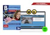 Auto theorieboek + 7,5 uur online examentraining