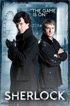 Poster-Sherlock-tvserie- (61x91.5cm)