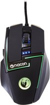Nacon GM-350L Wires Laser Gaming Muis - PC - Zwart