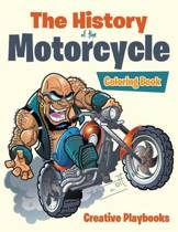 The History of the Motorcycle Coloring Book