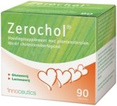 Zerochol Pharmaccent - 90 tabletten - Voedingssupplement