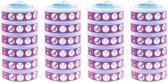 vidaXL Navulcassette voor Sangenic TEC Diaper Twisters MK3/4/5 24 st