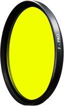 B+W 022 middel-geel kleurcorrectie filter met MRC coating 49mm