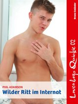Loverboys Quickie 02: Wilder Ritt im Internat