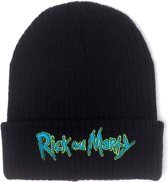 Rick and Morty - Logo - Beanie