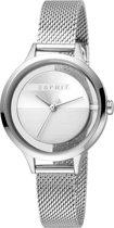 Esprit Lucid ES1L088M0015 horloge - Staal - Zilverkleurig - Ø 32