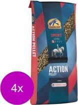Cavalor Action Pellet - Paardenvoer - 4 x 20 kg Sport