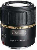 Tamron SP AF 60mm - F2.0 Di II - Macro lens - Geschikt voor Nikon