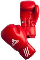 adidas AIBA - Bokshandschoenen - 10 oz - Rood