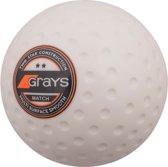 Grays Match - Hockeybal - Wit