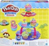 Play Doh Cupcake Toren