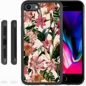 iPhone 8 Backcover Flowers