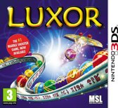 Luxor: Quest for the Afterlife - 2DS + 3DS