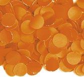 Luxe confetti 1 kilo oranje
