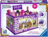Ravensburger Girly Girl 3D puzzle: opbergdoos paarden