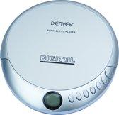 Denver DM-25 Discman Zilver