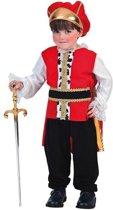 Koning kostuum voor jongens - Kinderkostuums - 98/104