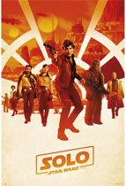 Solo: A Star Wars Story-Han Solo-Poster-61x91.5cm.