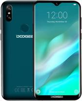 Doogee Y8 6,1 inch Android 9.0 Quad Core 3400mAh 3GB/32GB Groen