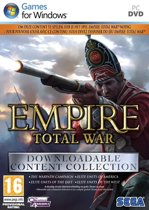 Empire: Total War Downloadable Content Collection - Windows