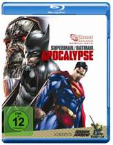 Superman / Batman: Apocalypse (Blu-ray) (Import)