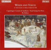 Winds and Voices at the Court of King Christian III