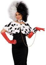 Cruella accessoire set voor vrouwen - Verkleedattribuut