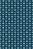 Pretty Journal Dots Diamonds Pattern Design