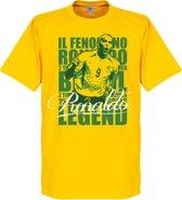 Ronaldo Luis Nazario de Lima Legend T-shirt