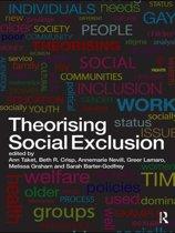 rethinking social exclusion winlow simon hall steve