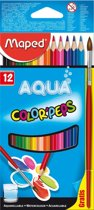 Color'peps kleurpotlood aquarel x 12