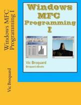 Windows MFC Programming I