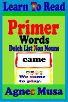 Primer Words