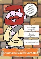 Denk-doe-boek: Aristoteles bouwt verhalen