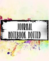 Journal Notebook Dotted