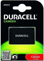Duracell camera accu voor Canon (LP-E12)
