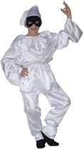 """""""Wit Pierrot kostuum voor jongens - Verkleedkleding - 116/128"""""""