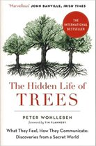Boek cover The Hidden Life of Trees van Peter Wohlleben (Paperback)