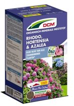 DCM Meststof Rododendrons/ Hortensia's/ Azalea's (1,5KG)