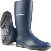 Dunlop Regenlaarzen - Maat 42 - blauw