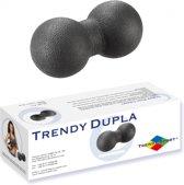 Trendy Sport Massagebal Trendy Dupla - Dubbele Trigger point therapie bal - ∅ 8 cm Zwart