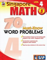 70 Must-Know Word Problems, Grade 5
