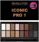 Makeup Revolution Salvation Iconic Pro 1 - Oogschaduw Palet