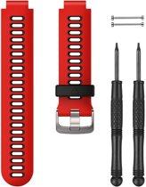 Garmin Forerunner Horlogeband - Rood